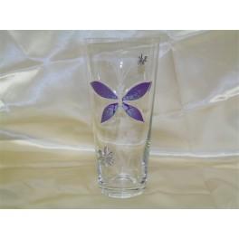 Florero mariposa